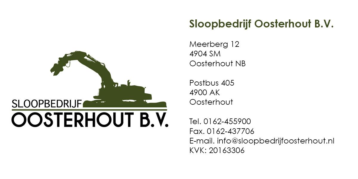 Sloopbedrijf-Oosterhout-BV